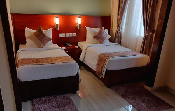 Premium Room – Twin Beds