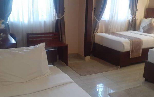 Premium Room – Triple Beds
